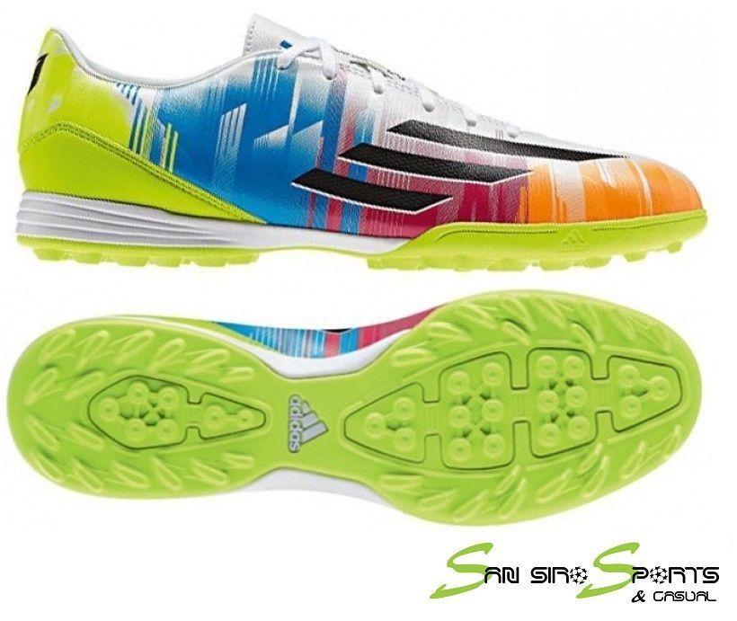 adidas F10 Messi TRX FG WhiteBlackSlime