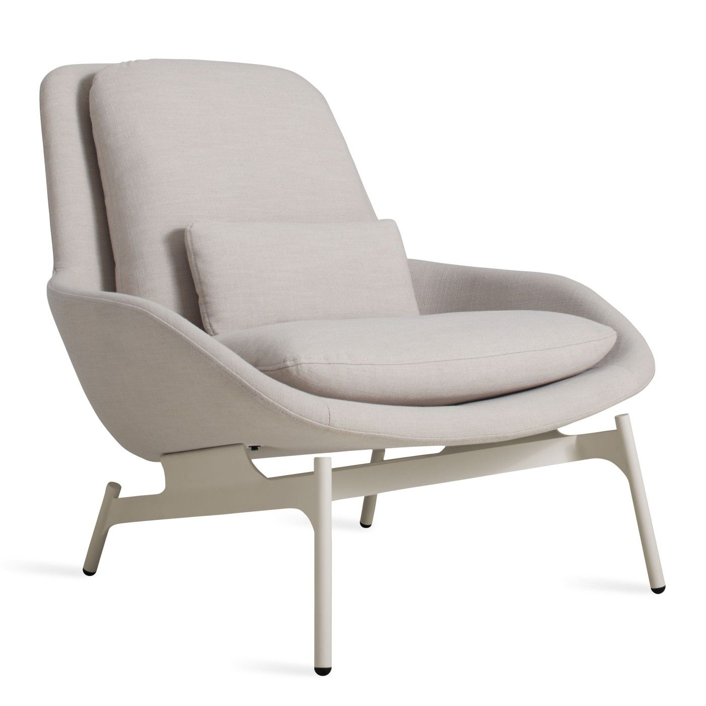 Modern Reading Chair For Contemporary Homes. Field Lounge Chair Is Perfect  For Reading Or Lounging.