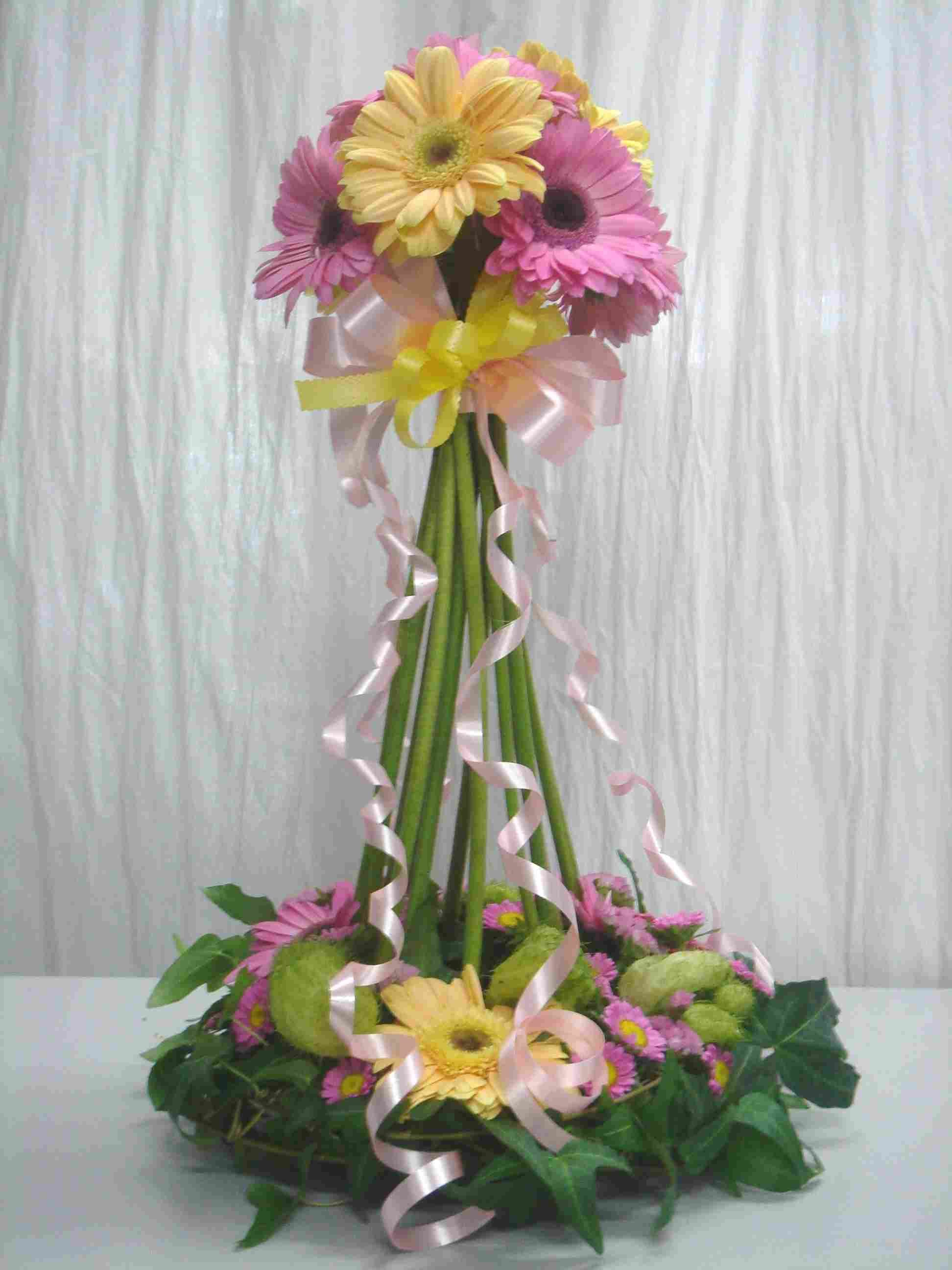 Fresh Floral Arrangements Ideas