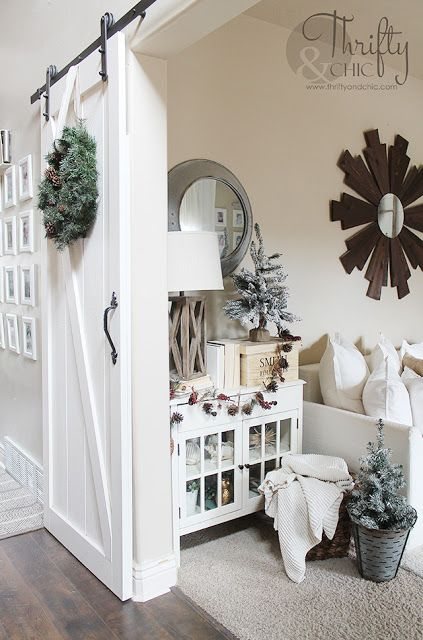 Christmas Living Room Decor (My Front Room): Tour 2018 images