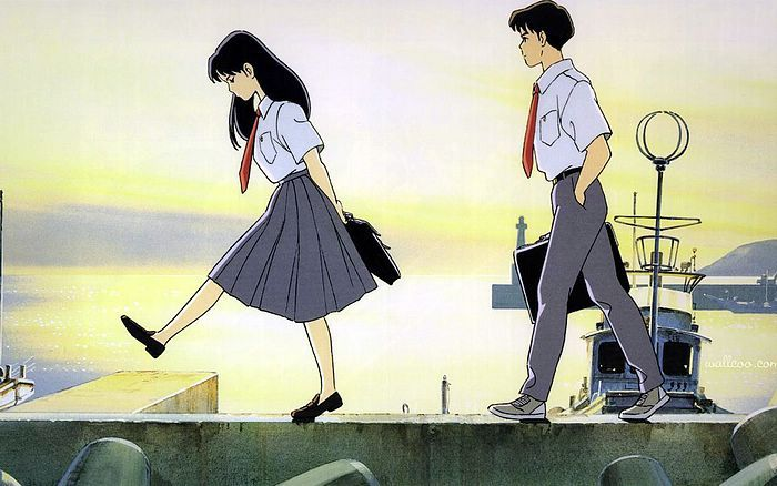 And That S When I Knew I D Always Been Crazy About Her Studio Ghibli Ghibli Art Studio Ghibli Movies