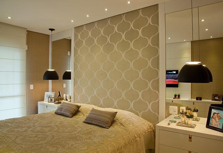 Decorar parede do quarto mais f cil do que parece for Decorar paredes facil