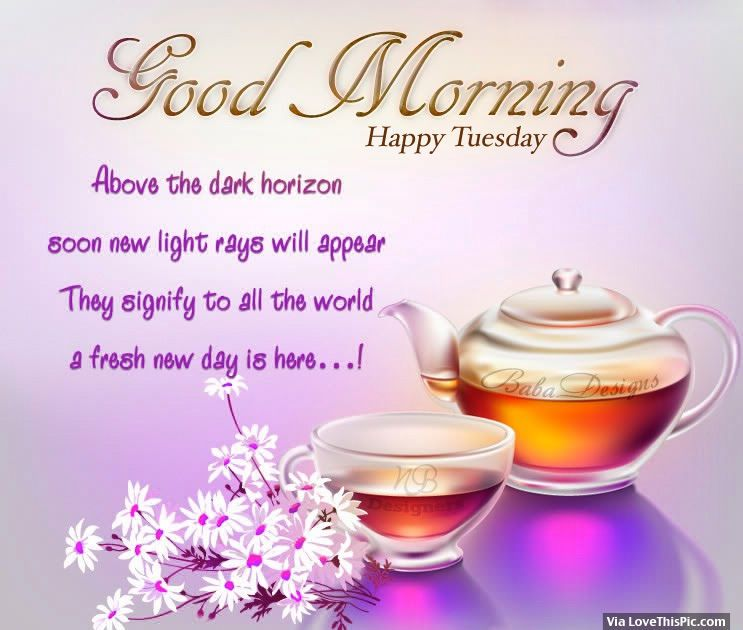 Image result for Happy Tuesday poem