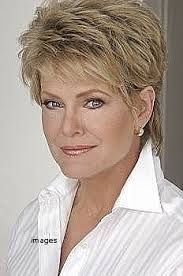 image result for short hairstyles for women over 60 with