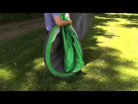 YouTube- 10-second set up pop-up tent. I did buy this & YouTube- 10-second set up pop-up tent. I did buy this tent and ...