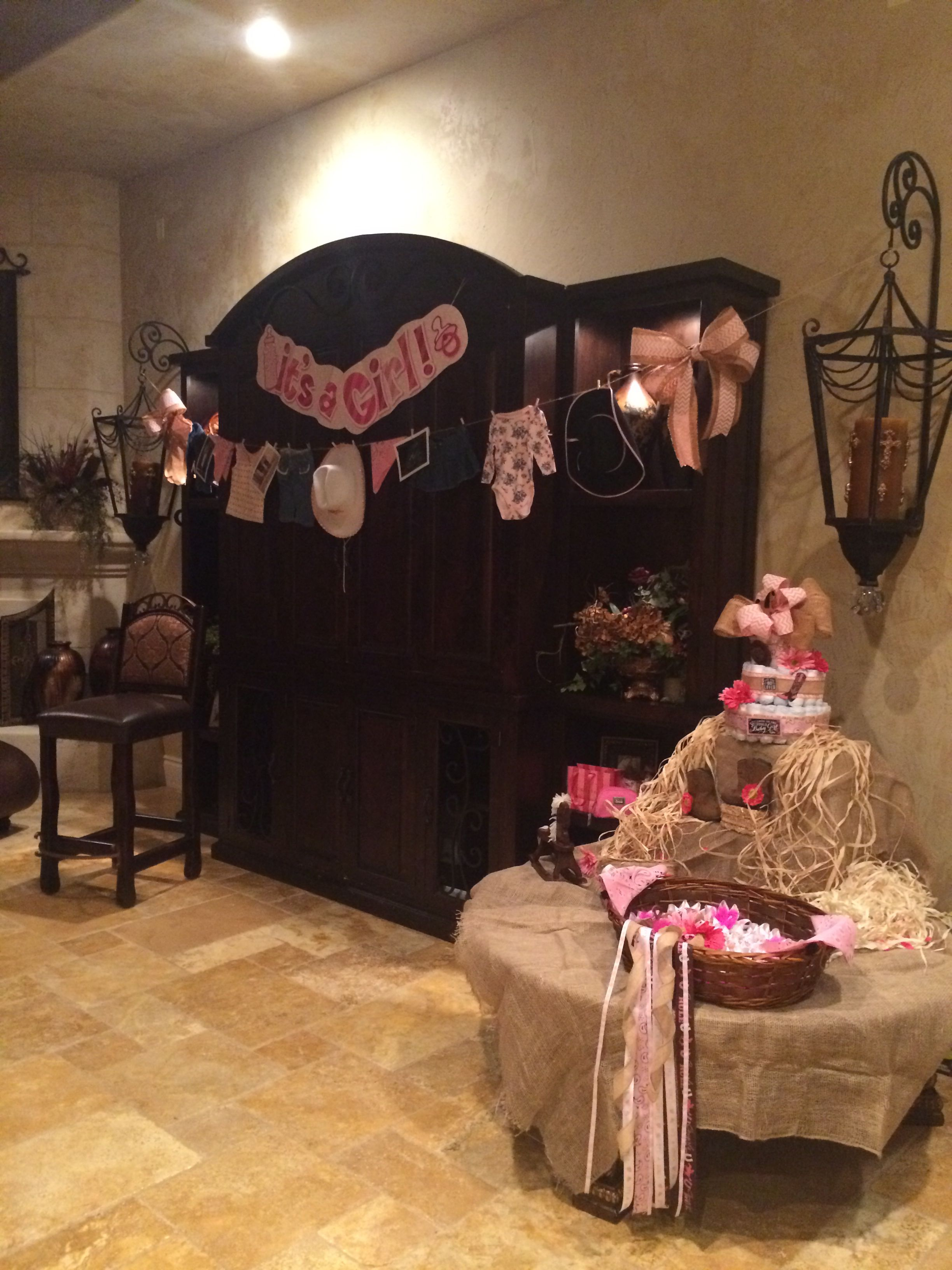 Cowgirl baby shower | Baby Showers | Pinterest | Cowgirl ...
