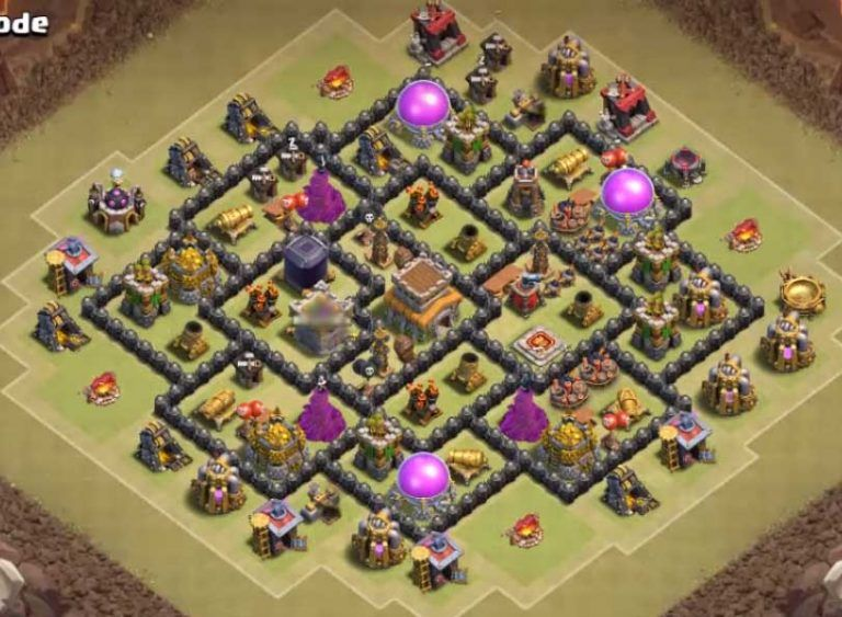 30 Th8 Trophy Base Link 2021 New Latest Anti Trophy Base Clash Of Clans Hack Clash Of Clans Free