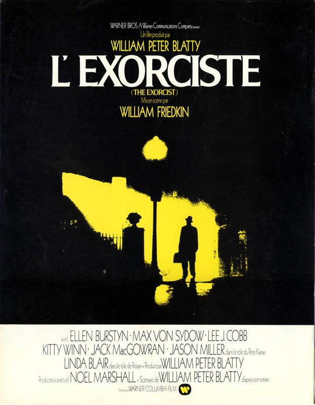 film lexorciste 1973