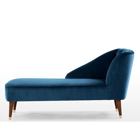 The Chaise Longue You Need In Your Living Room | Living rooms, Room ...