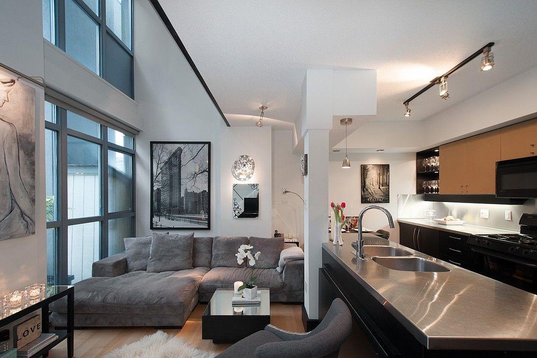Cool yaletown loft in vancouver idesignarch interior design architecture interior decorating emagazine