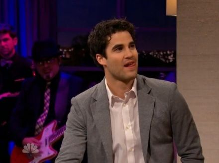 """Darren Criss on Hollywood Game Night """"The Hottest Man Alive"""""""