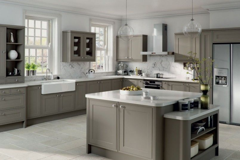 Kitchen Cabinet Design Software Free Grey Kitchen Walls With Oak