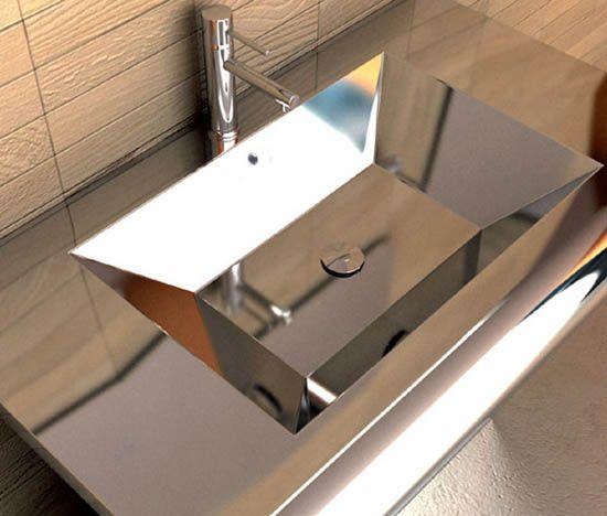 Digital Art Gallery Contemporary Bathroom Vanities from Componendo Chic Bathroom Design Ideas
