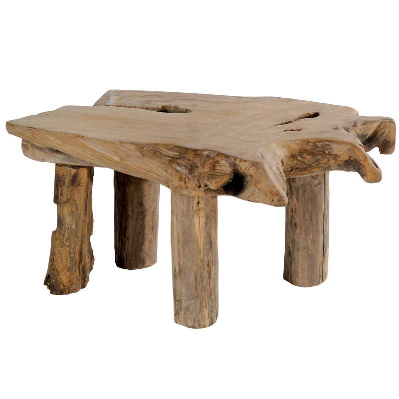 Agrandir L Image Table Basse Teck Table Basse