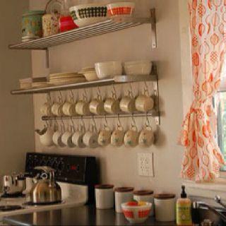 Ikea grundtal mug rack homes pinterest kitchens for Ikea coffee cup holder