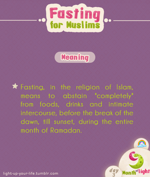 Month Of Light Fasting for Muslims episode (1)   Ramadan ...