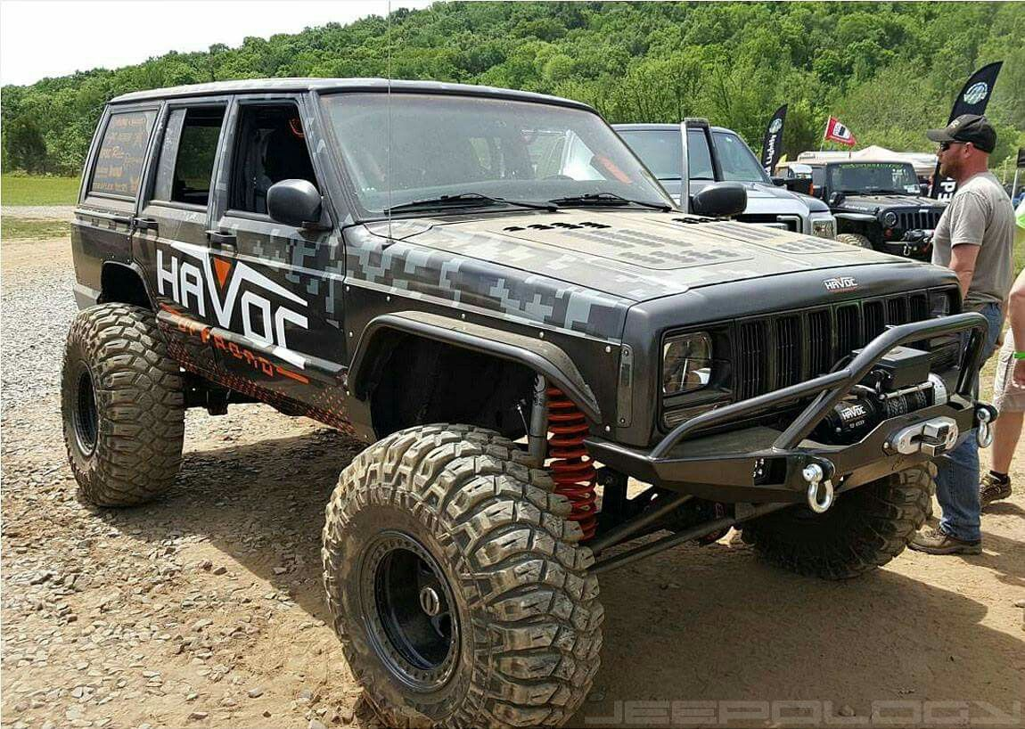 built lifted jeep cherokee | cherokee | pinterest | jeeps