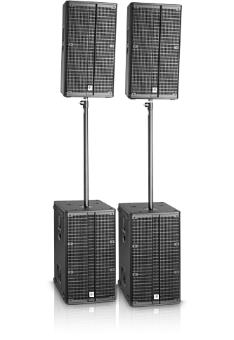 Hk Audio Audio Power Pack Dj Equipment