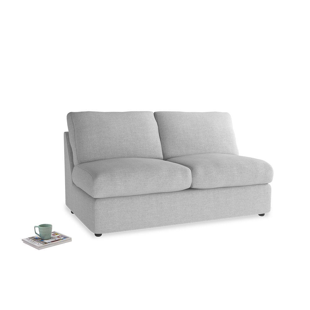 Medium Chatnap  Bed Sofa in Cobble House Fabric