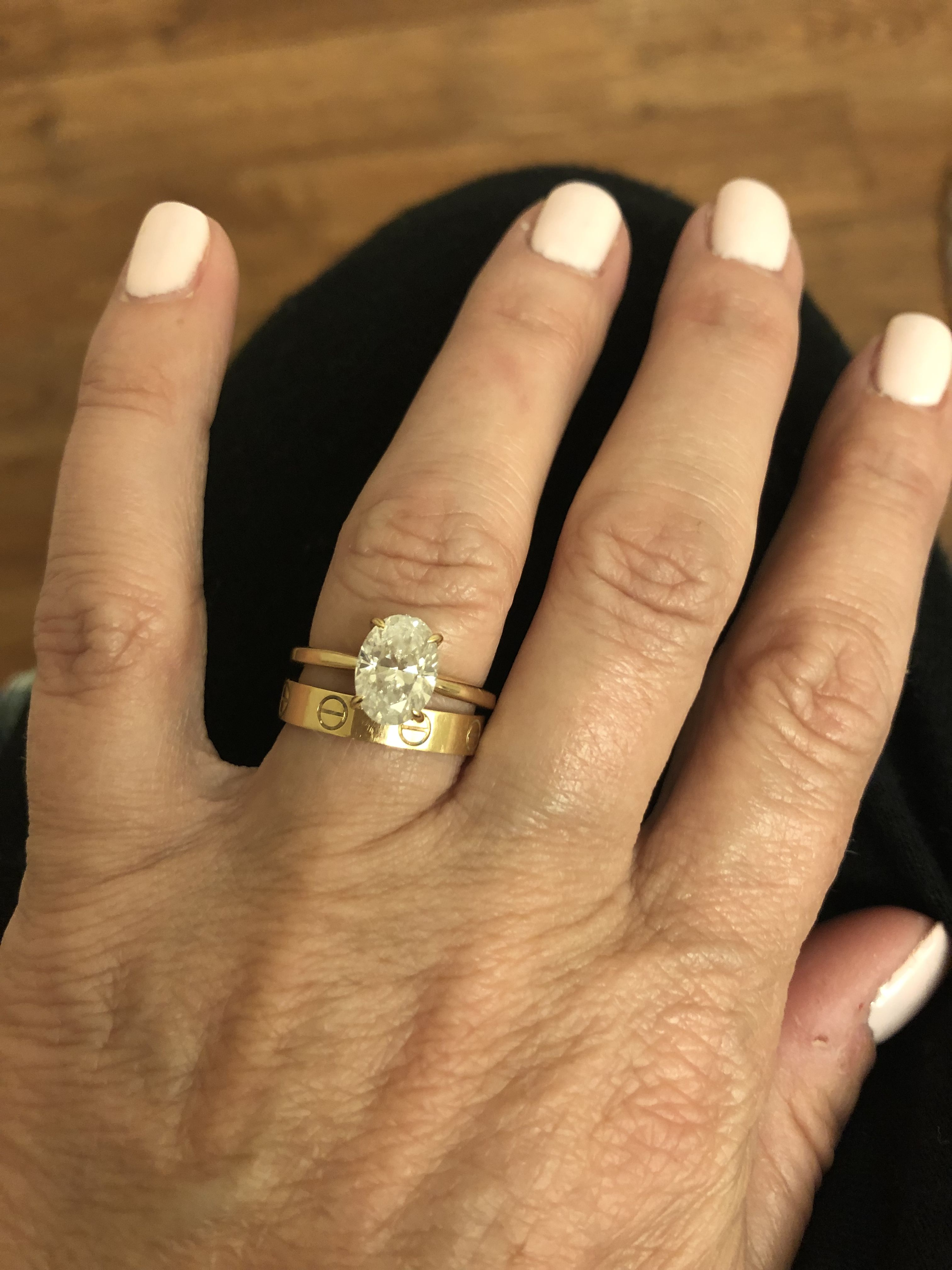 Dainty Wedding Ring Set Diamond Wedding Bands Round Diamonds Wedding Band Wedding Ring Sets