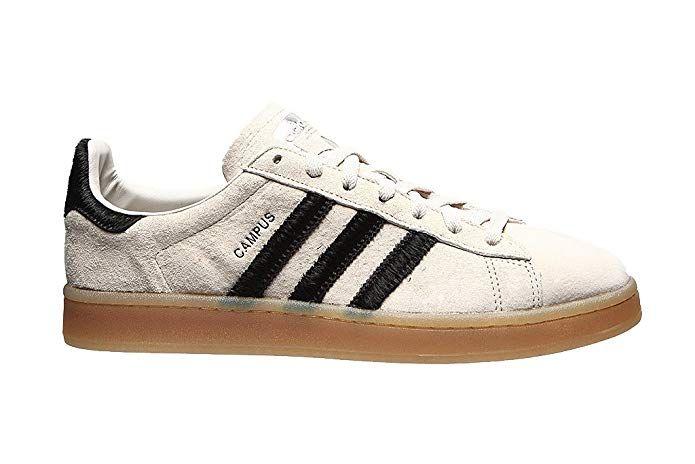 Adidas Campus Schuhe Herren Weiss Mit Schwarzen Streifen Schuhe Herren Adidas Schuhe