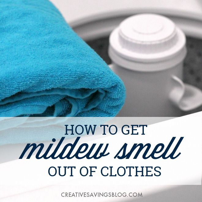 How To Get Mildew Smell Out Of Clothes Diy Remove Mold