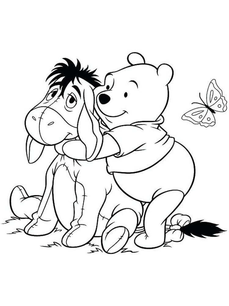 Winnie The Pooh Coloring Pages Printable Free Coloring Sheets Cartoon Coloring Pages Witch Coloring Pages Disney Coloring Pages