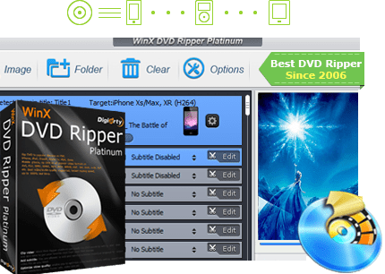 WINX DVD Ripper For Mac Free Download Dvd, Free download