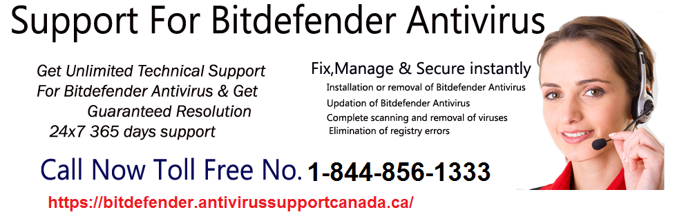 Dial Bitdefender Customer Support Number Canada for Anti