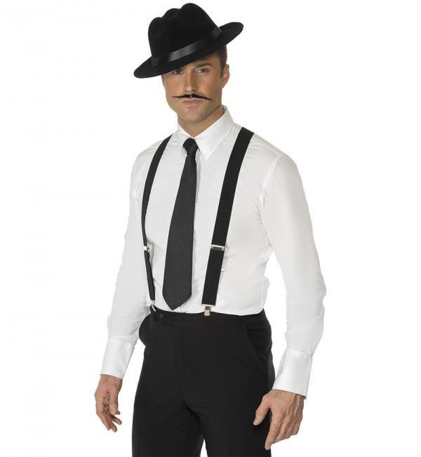 disfraz de los años 20: complementos masculinos | disfraces