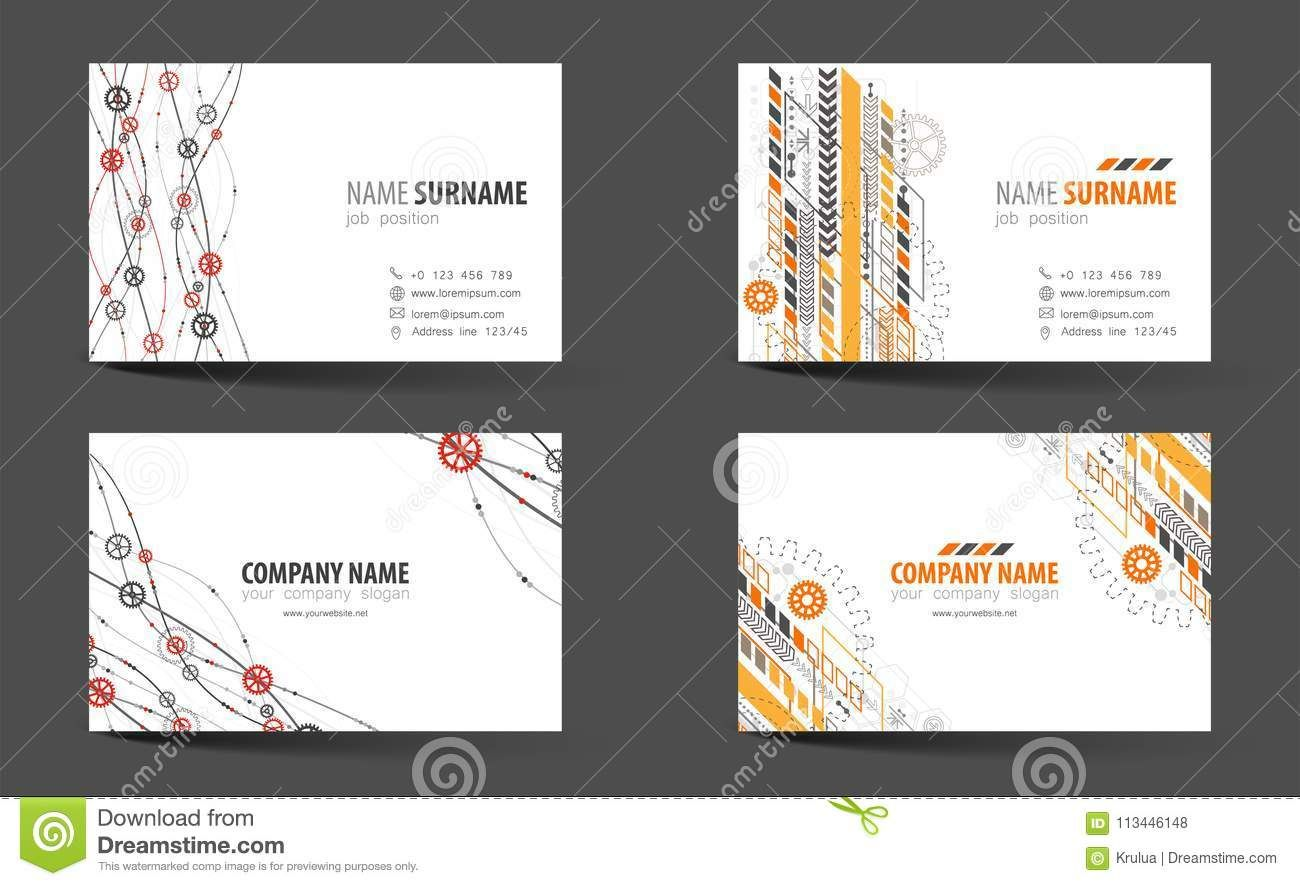 The Charming 014 Double Sided Business Cards Templates Creative Card Inside 2 Sided Business Card Template Word Pics Below Is En 2020