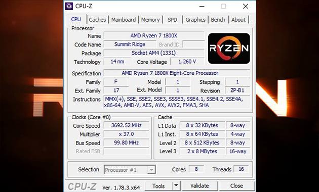 Amd Ryzen 7 Unlocked Fx Processor
