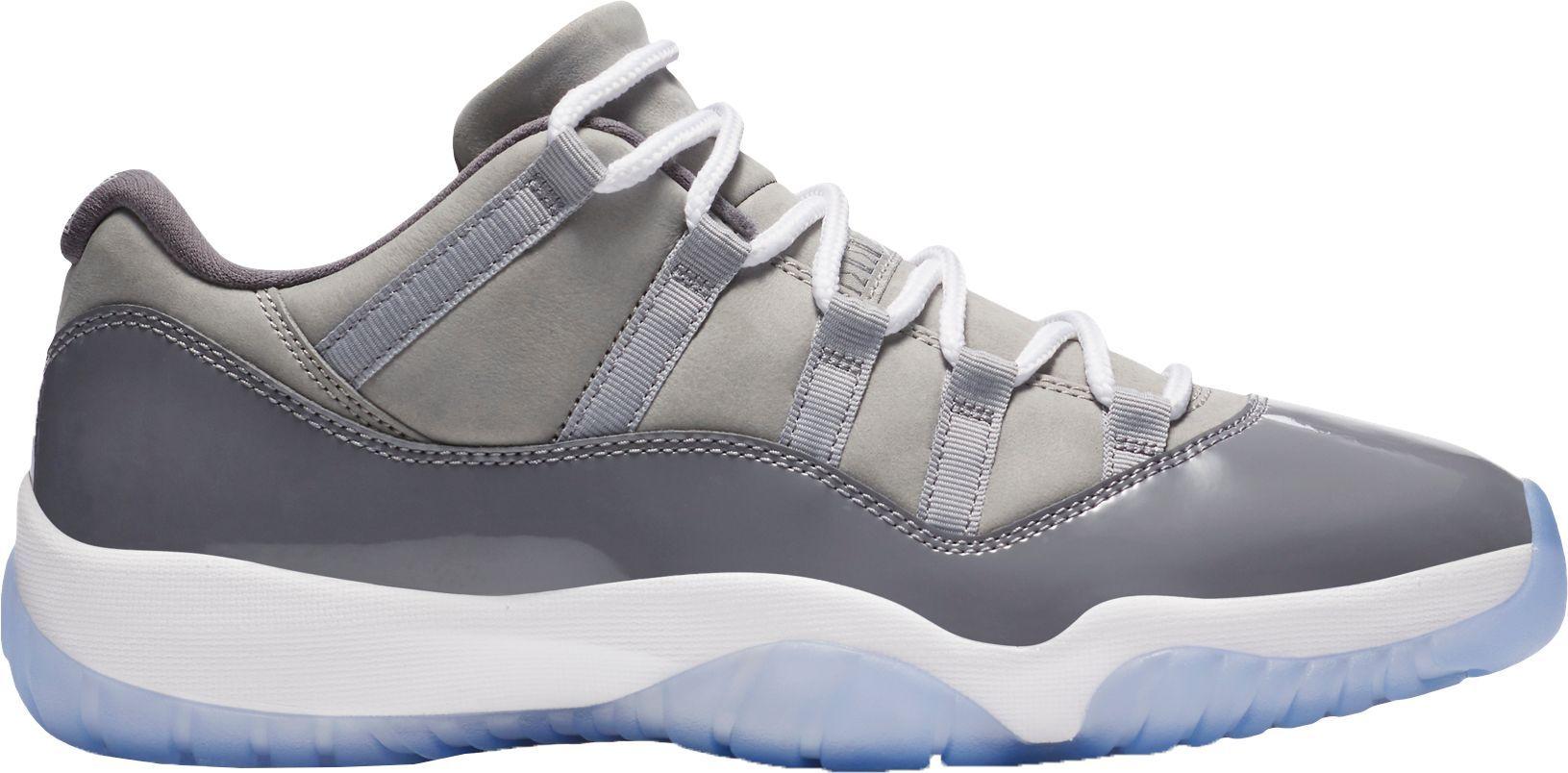 ec36a079e6422 Jordan Mens Air Jordan 11 Retro Low Basketball Shoes, Size: 11.0 ...