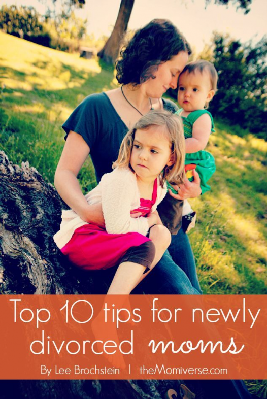 Top 10 tips for newly divorced moms   The Momiverse ...