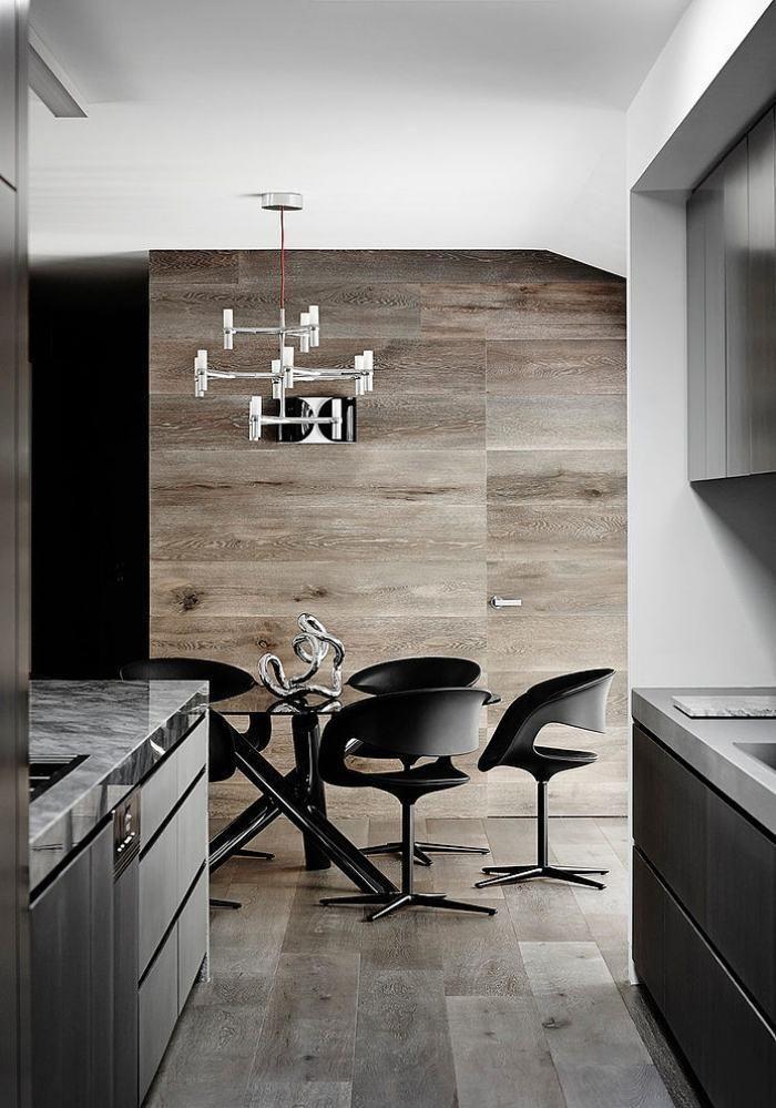 Ensemble de salle à manger et idées de déco en 45 photos Interiors - idee de deco salle a manger