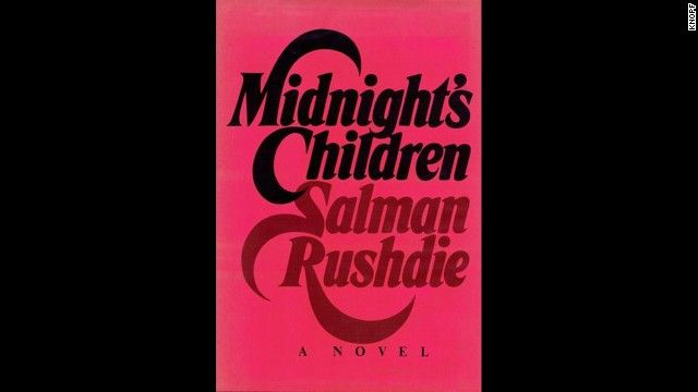 'Midnight's Children' by Salman Rushdie