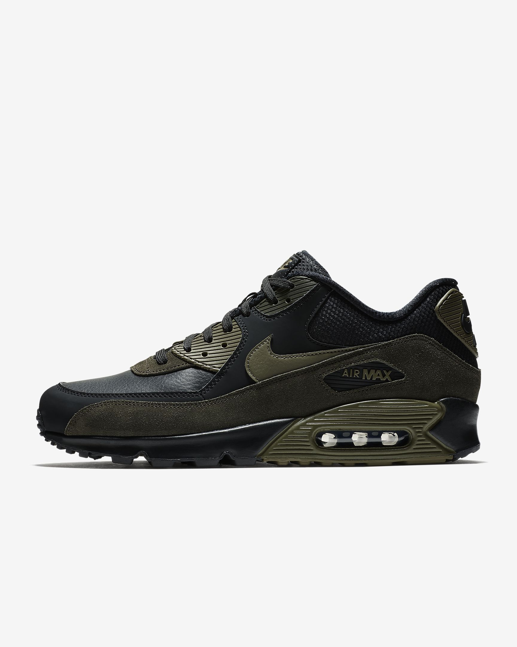save off 32619 5f91a Buty męskie Nike Air Max 90 Leather w 2019 | Sneakers | Air max 90 ...