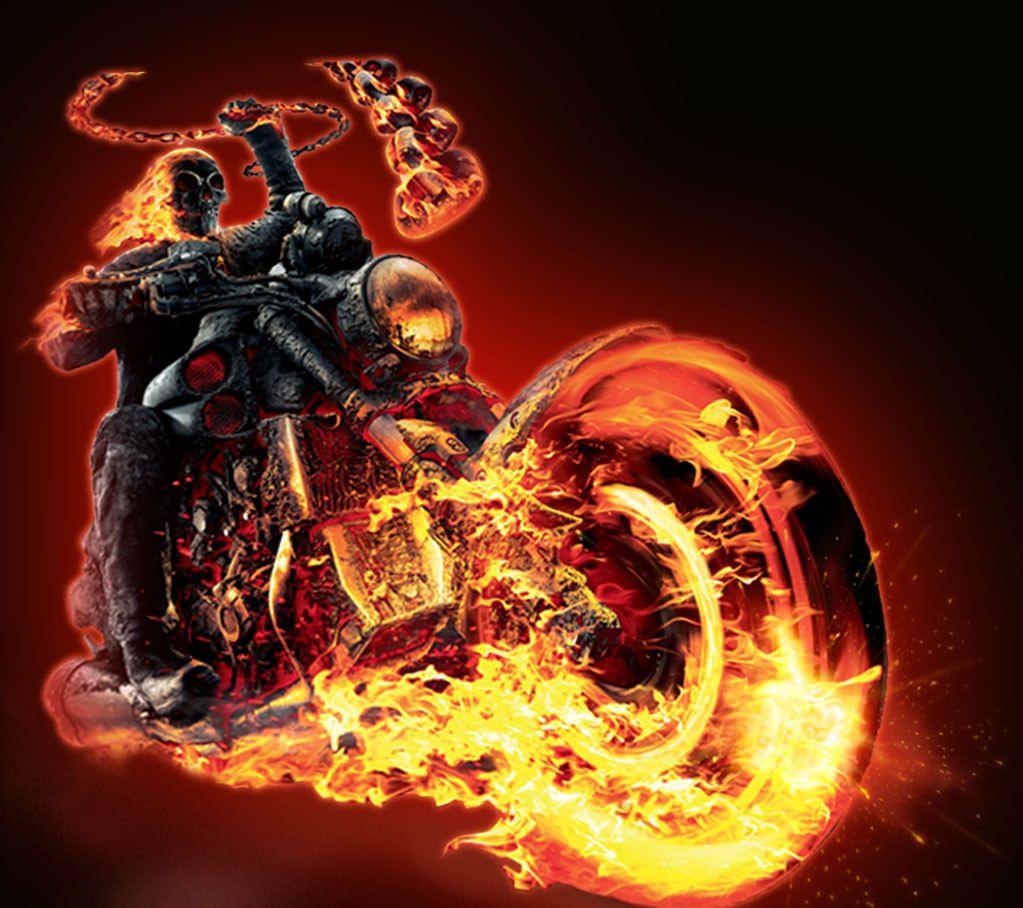 Ghost Rider 2 Stream