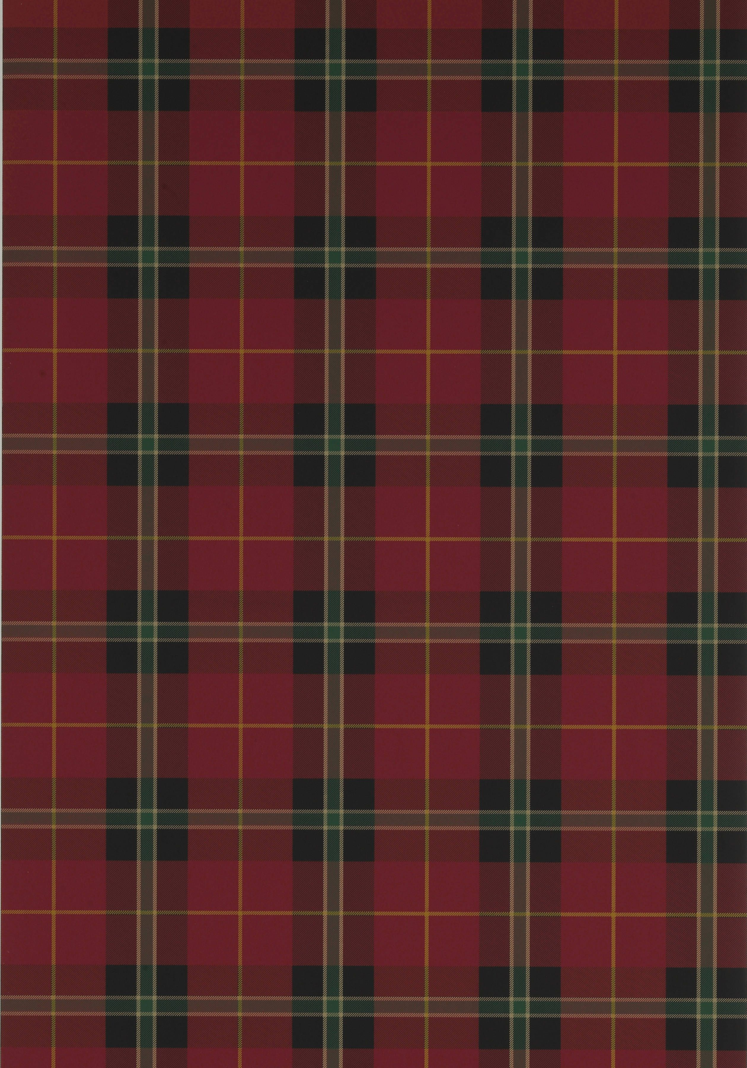 9a936017f51 WINSLOW PLAID, Red, T1029, Collection Menswear Resource from Thibaut ...