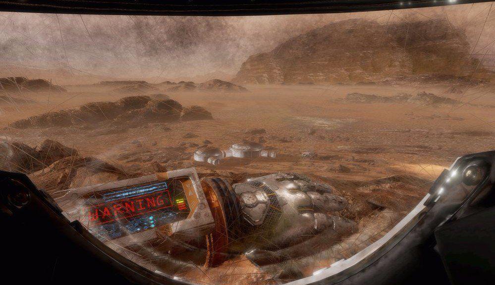 TechCrunch: Survive on Mars in VR on HTC Vive and PSVR starting November 15 https://t.co/MW6FHIkLoS by etherington https://t.co/BVjL0XCMtd