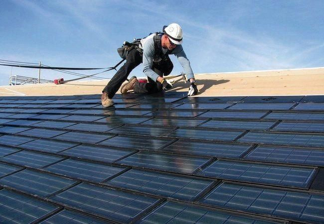 The Advent Of Low Profile Solar Shingles May Increase The Ease Of Installation And The Aesthetic Appeal Of Residential Sun Power In 2020 Solar Shingles Solar Projects Solar