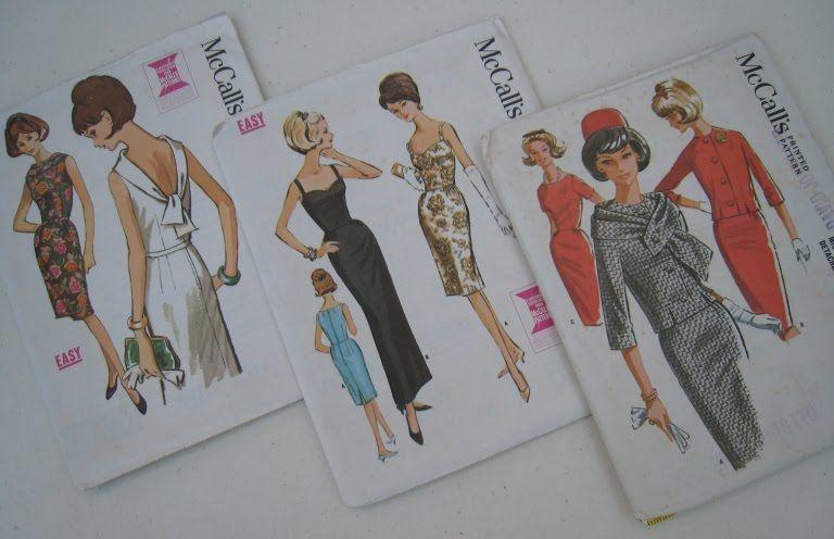 1959 womens patterns - Google Search