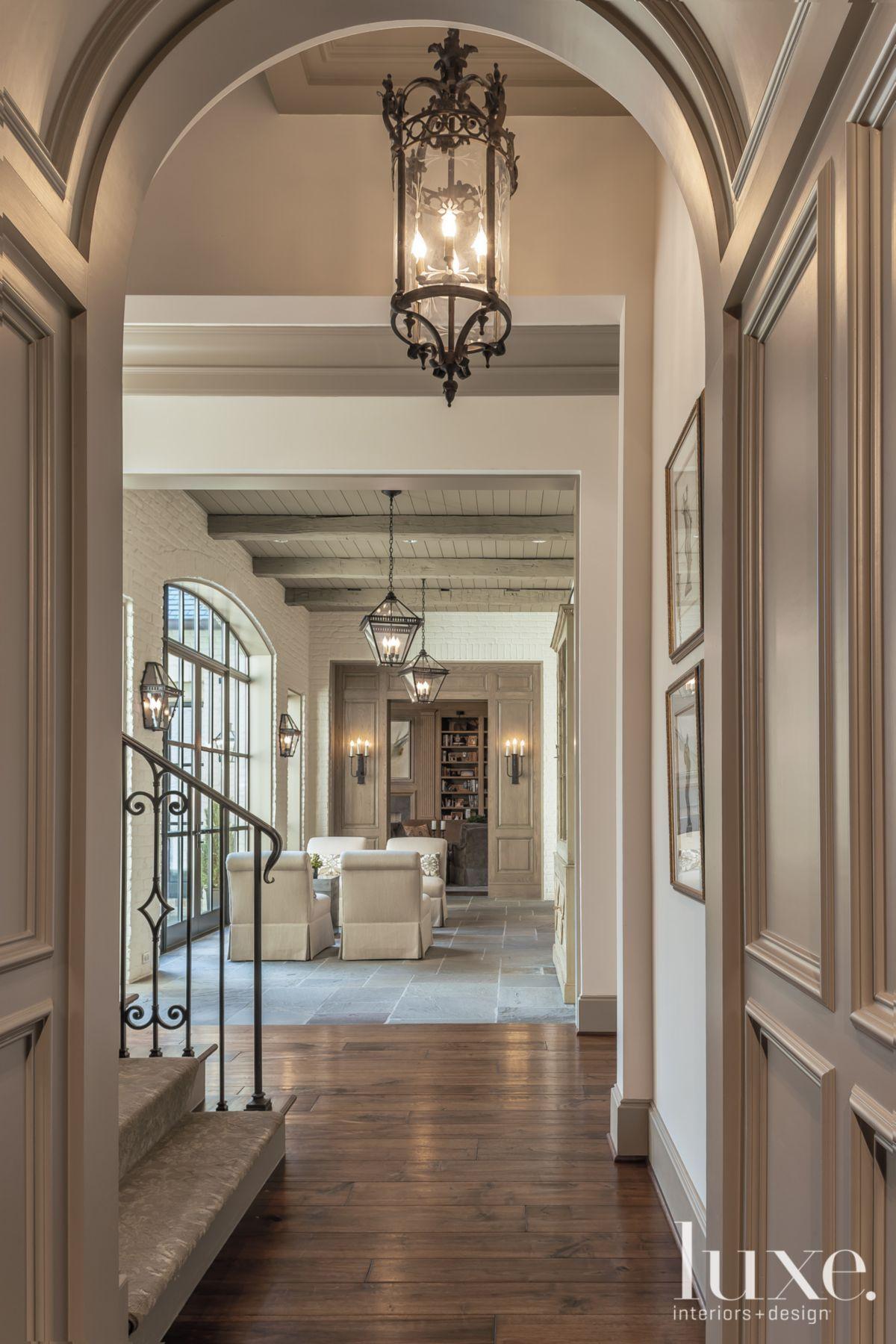 Traditional Entry Hall House Design Home Interior Design House