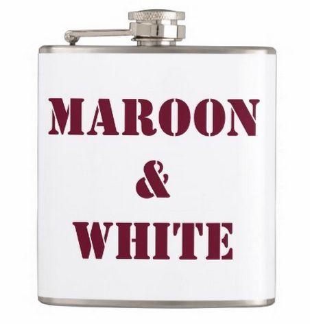Mississippi State Flask