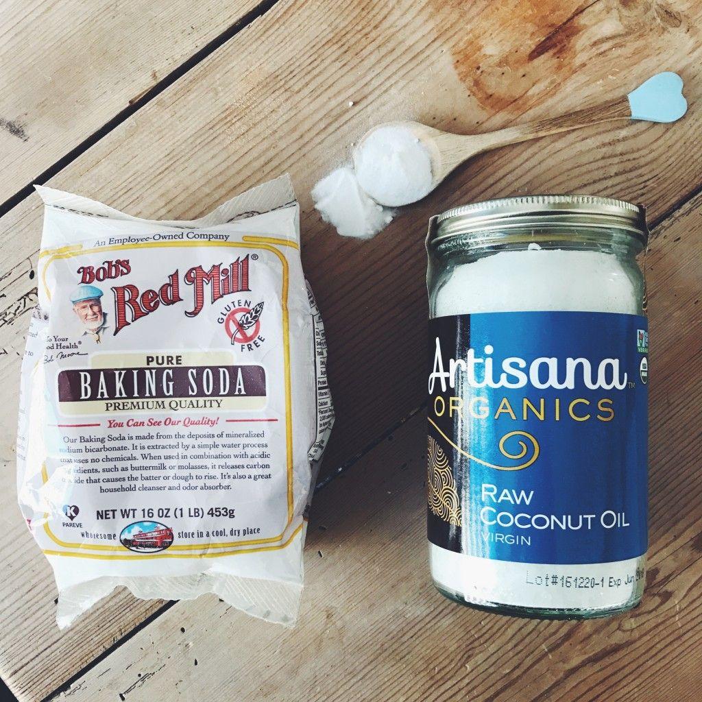 Food Beauty Hacks from My Kitchen Raw organic coconut