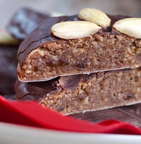 Weihnachtsplätzchen Mit Schokolade.Vegane Lebkuchen Mit Schokolade