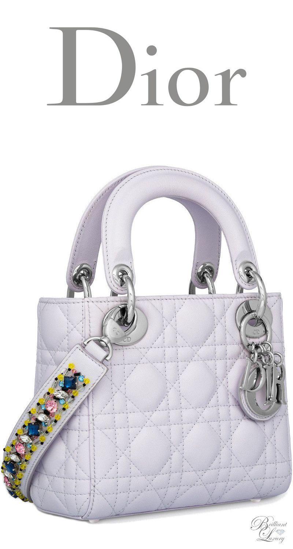 Brilliant Luxury   Dior Summer 2016 Luxury Bags 27f2c86e9b4e9