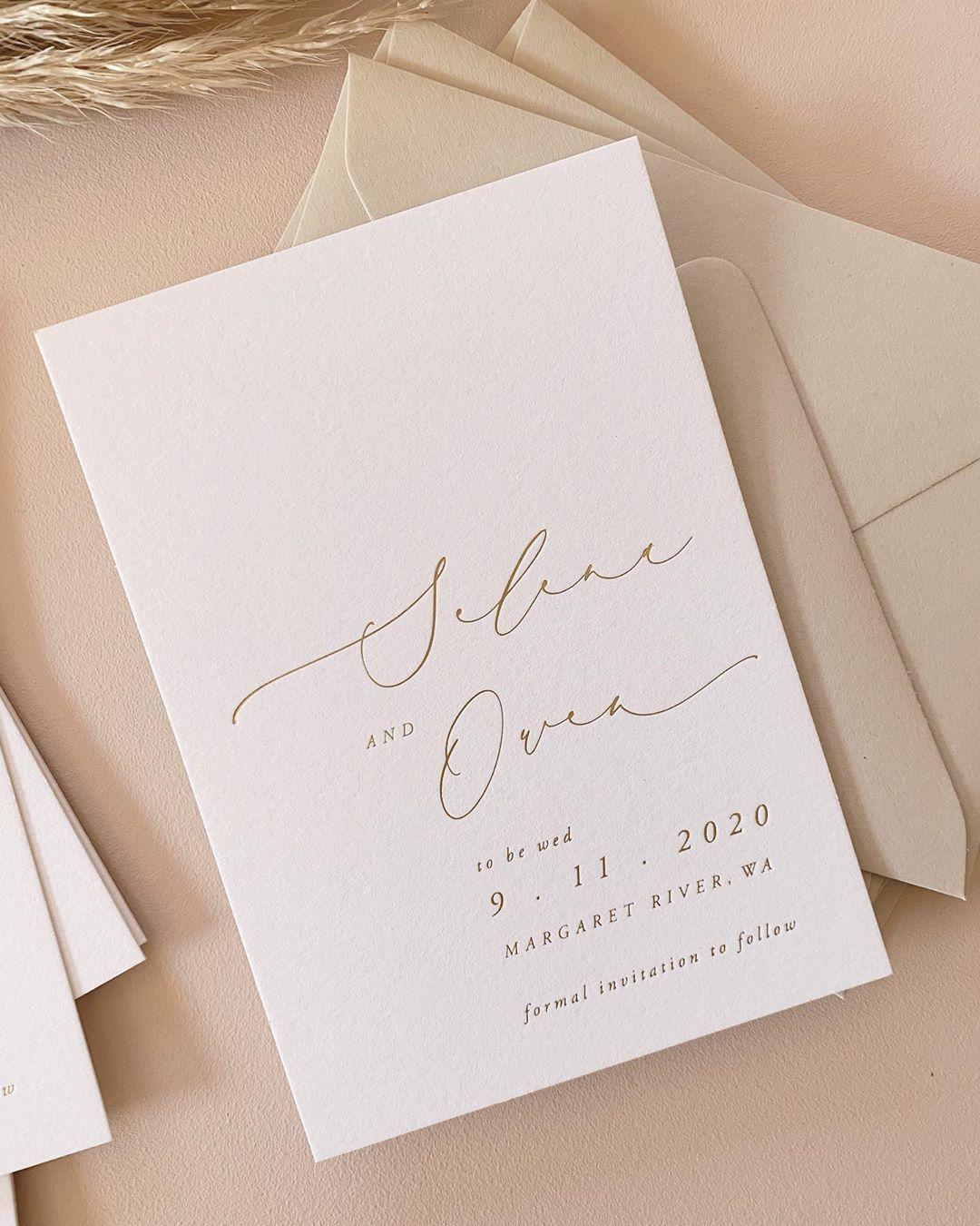 Ivory Stone On Instagram In 2020 Blush Wedding Invitations Elegant Contemporary Wedding Invitations Blush Wedding Invitations