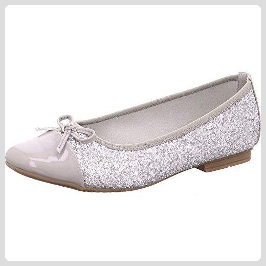 Ballerina Größe 39 Grau (grau) - Damen pumps (*