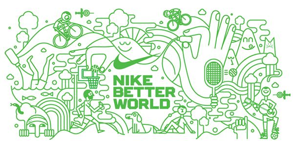 into the line -- how many face? portugal nike and more on Behance